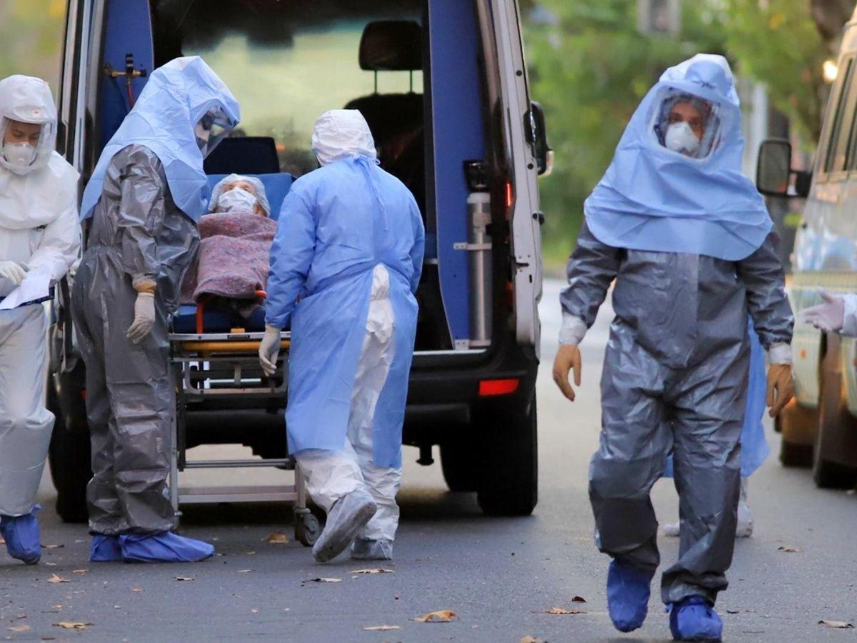 Coronavirus Argentina: Confirmaron 161 muertes, 10.561 nuevos casos positivos y el país quedó al borde del millón de contagios