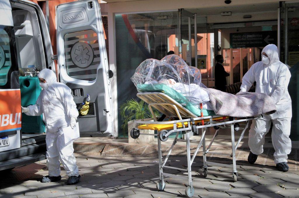 Hoy se confirmaron 89 muertes y 9.056 nuevos casos de Coronavirus en  Argentina – infopico.com