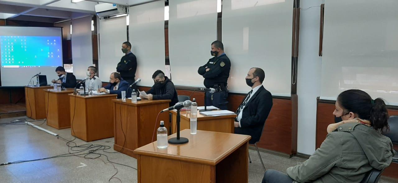 Hoy empezó el juicio contra los tres imputados por el robo a un anciano en un campo cerca de La Maruja y Rucanelo