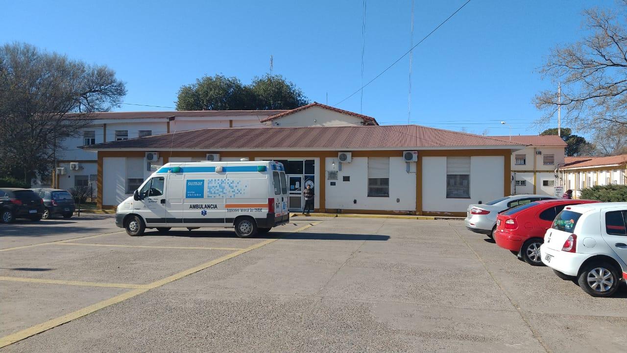 COVID-19: Una mujer de 62 años de Intendente Alvear falleció hoy en el Hospital Gobernador Centeno