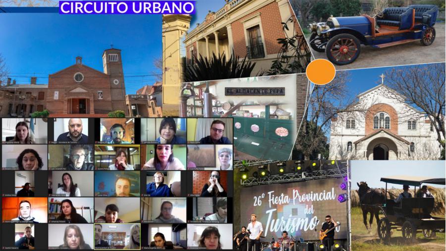 Tres localidades pampeanas iniciaron las visitas turísticas virtuales