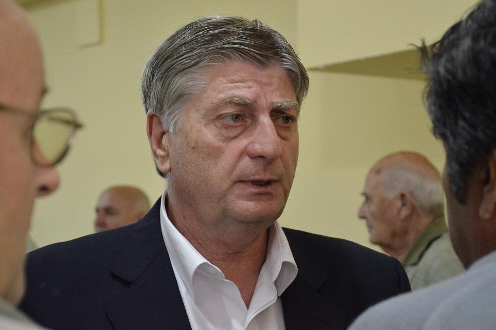 El Gobernador Sergio Ziliotto sale del aislamiento preventivo