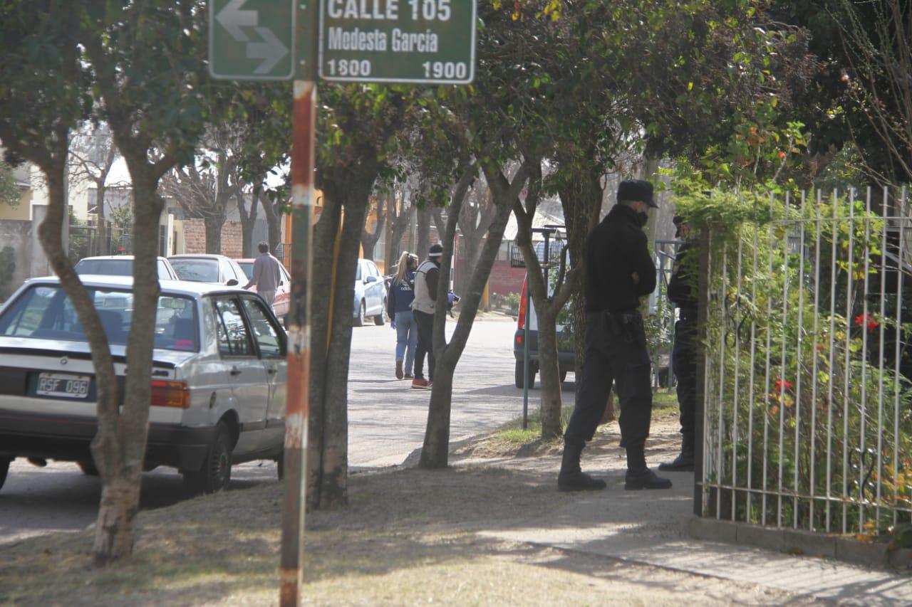 Un hombre fue herido con arma de fuego en General Pico: La Policía busca intensamente al presunto autor