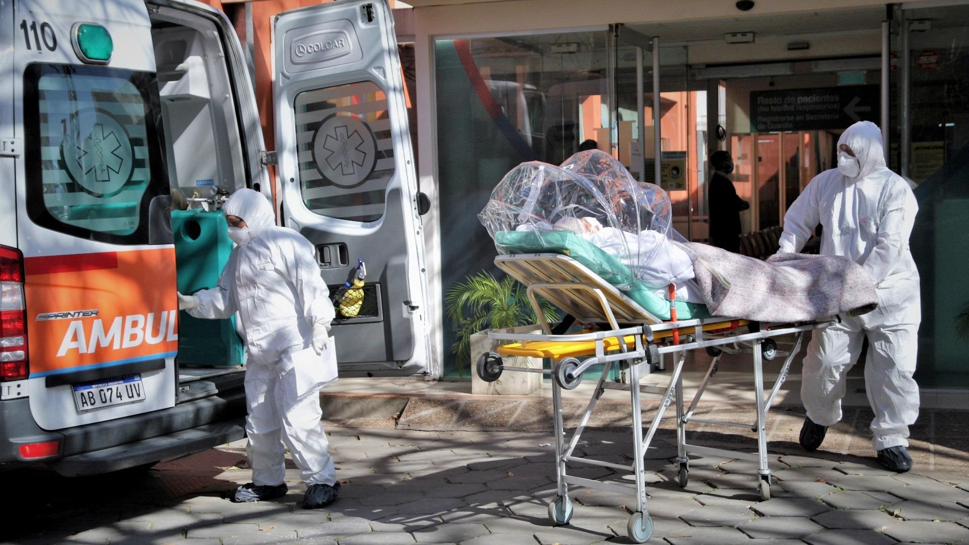 Hoy hubo 448 muertes y 26.531 nuevos casos de Coronavirus en Argentina