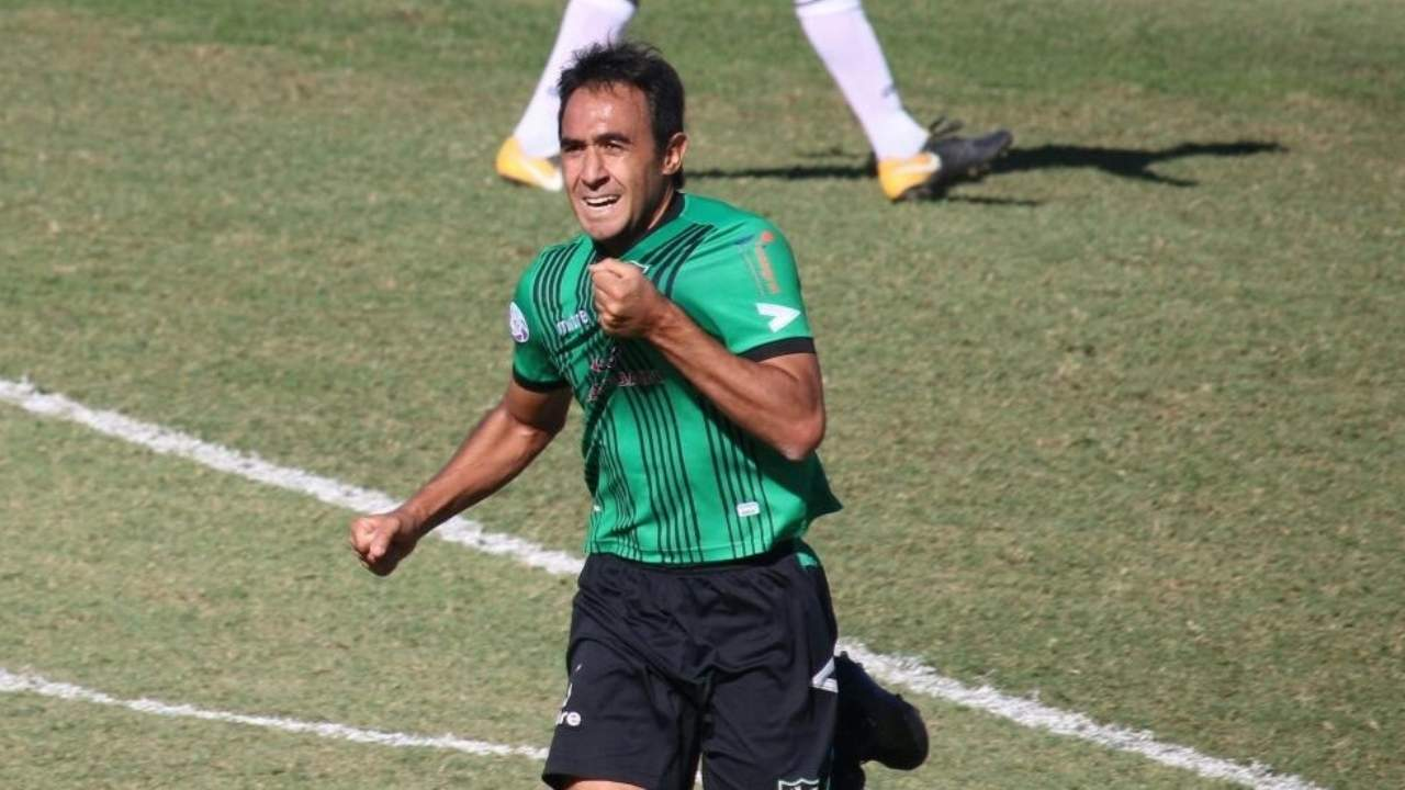 """El """"Pampa"""" Gelabert no renovó contrato con San Martín de San Juan"""