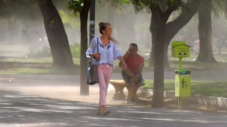 La Pampa en alerta meteorológico por «Vientos intensos»