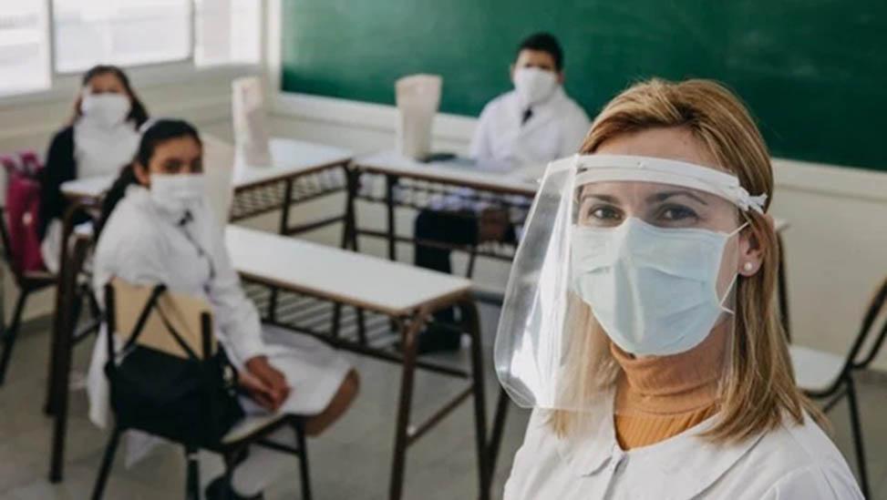 """Pablo Maccione aseguró que las clases se están desarrollando """"sin conflictividad más allá de la situación epidemiológica"""""""