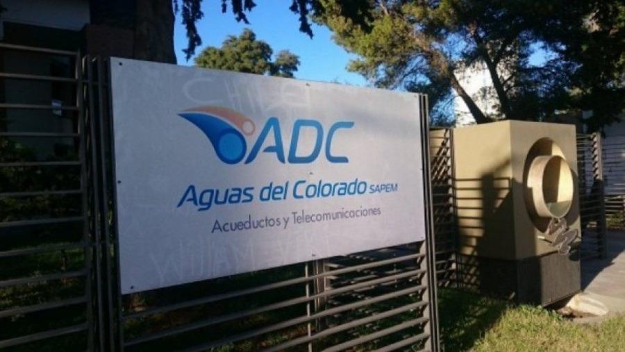 El Gobierno transfirió $ 133 millones a Aguas del Colorado