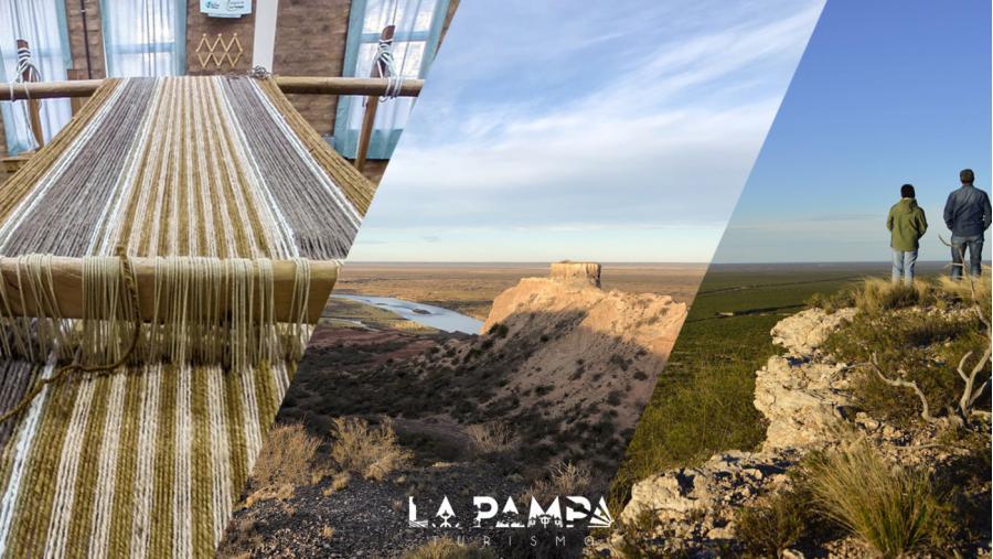 """Tres localidades del oeste en """"Descubrí La Pampa"""": Algarrobo del Águila, Santa Isabel y 25 de Mayo"""