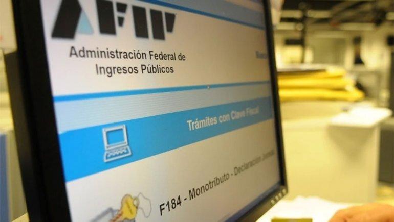 AFIP: está abierta la inscripción a la moratoria