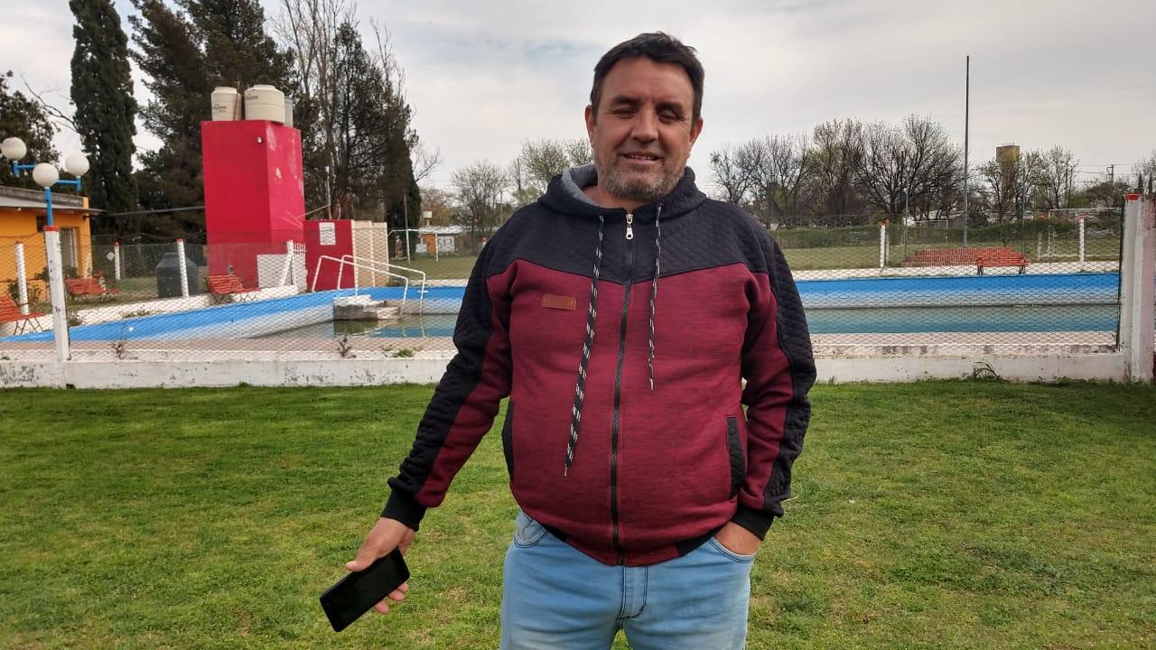 Jorge Andino tras la reunión con funcionarios municipales «vamos por buen camino»