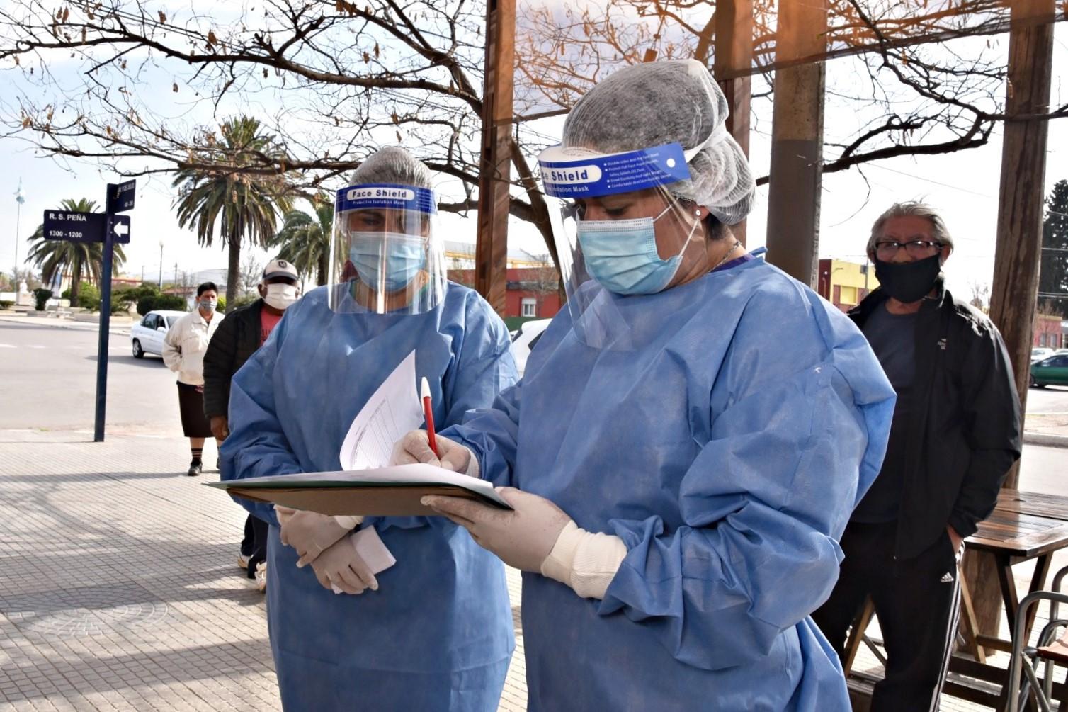 Coronavirus La Pampa: Se detectaron 99 nuevos casos, 36 en General Pico