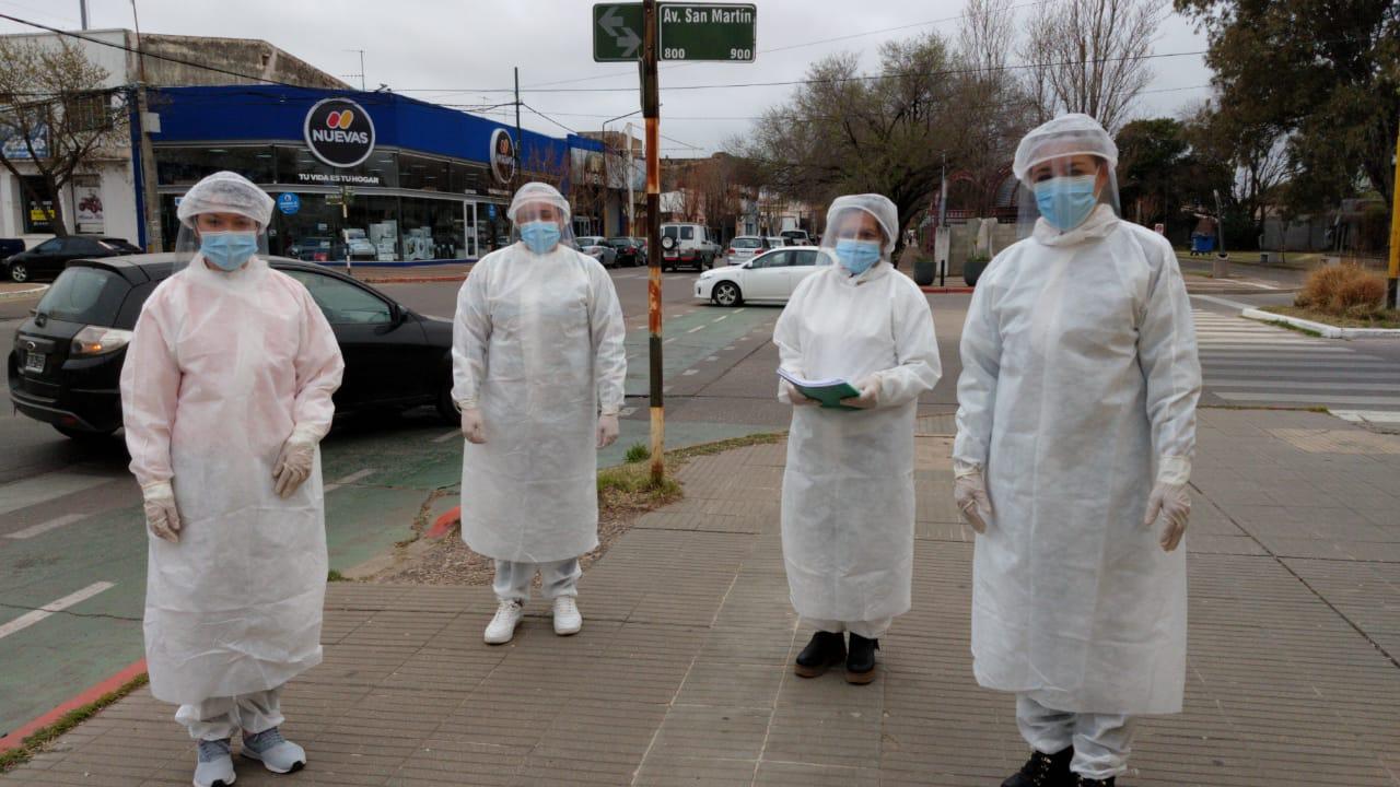 Coronavirus La Pampa: Se confirmaron ocho nuevos casos, tres de ellos de General Pico