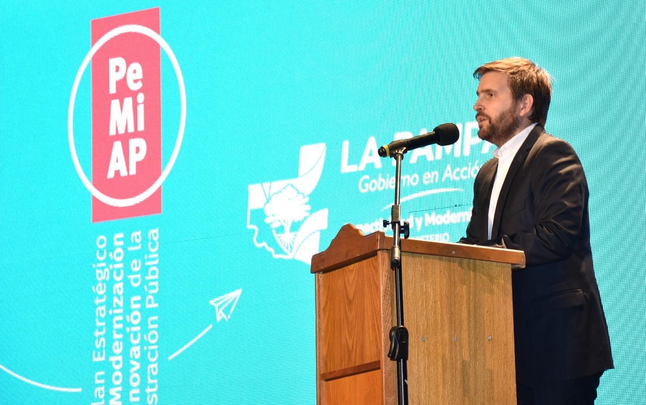El Gobierno de La Pampa presentó oficialmente el nuevo plan estratégico de modernización de la Administración Pública