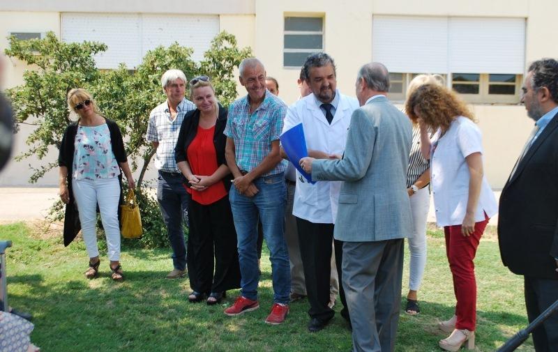 Profundo pesar por el fallecimiento del director del hospital de Quemú Quemú