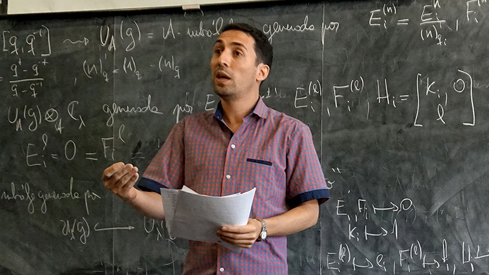 ¡Orgullo pampeano!: Matemático trenelense que egresó con promedio de 10 ahora fue premiado por la Unión Matemática de América Latina y el Caribe