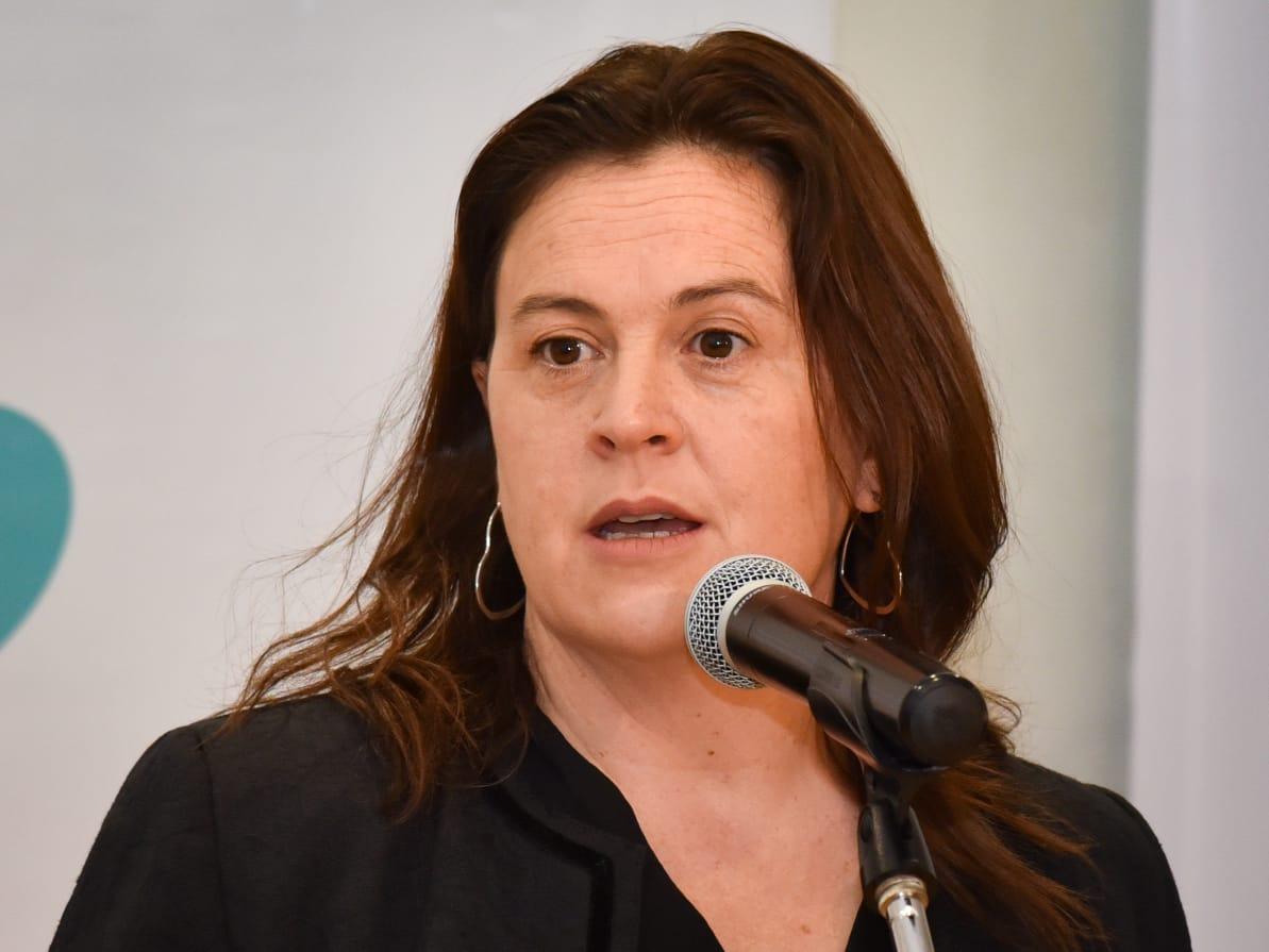 """Fernanda Alonso habló sobre las manifestaciones de la oposición: """"No podemos destinar energía a esto cuando tenemos que poner toda nuestra atención en cómo parar la ola de contagios"""""""