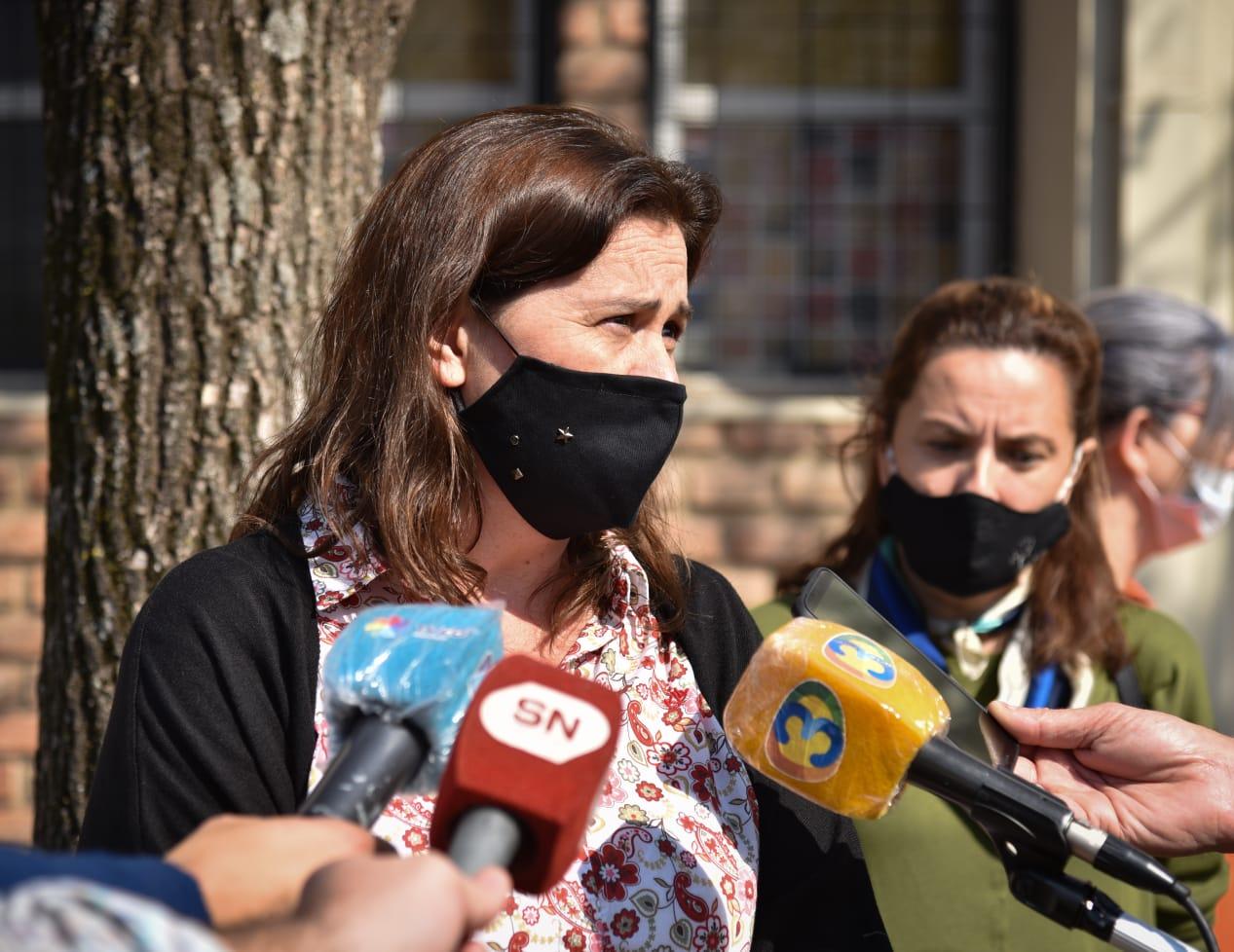 """Fernanda Alonso se reunirá con los equipos de Salud para coordinar acciones: """"Le pedimos máxima responsabilidad a todos los piquenses"""""""