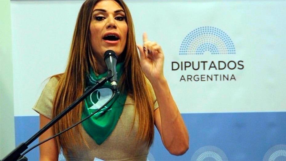 Florencia de la V quiere ser candidata en las próximas legislativas