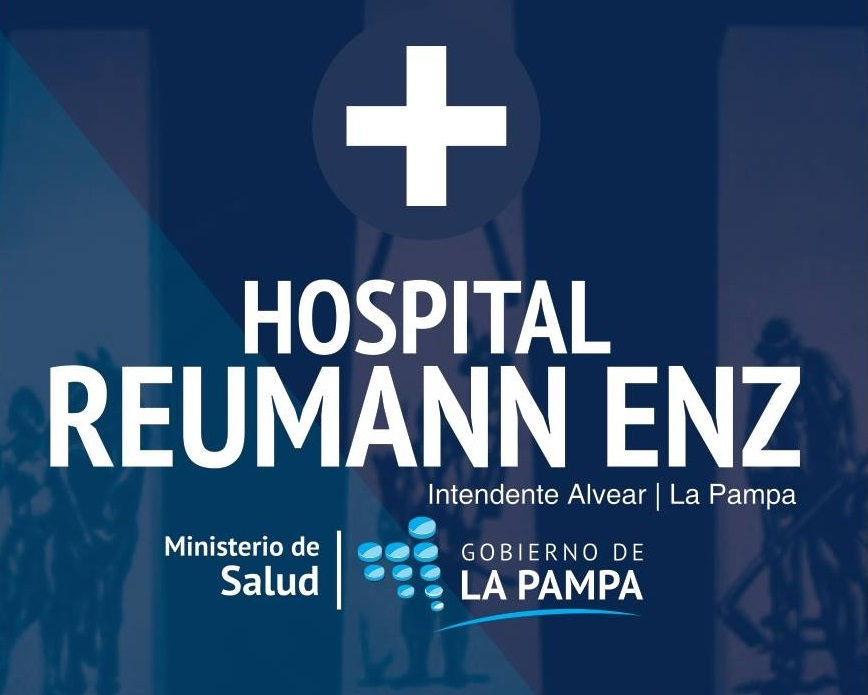 El Hospital Reumann Enz de Intendente Alvear emitió un comunicado a raíz de un caso de COVID-19