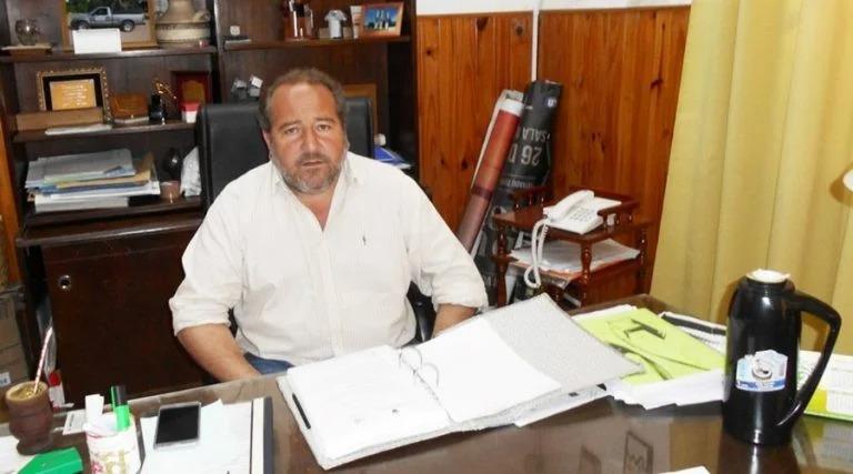 """""""Más del 15% de los habitantes de Bernardo Larroudé están aislados"""" confirmó el jefe comunal José Luis Gallotti"""