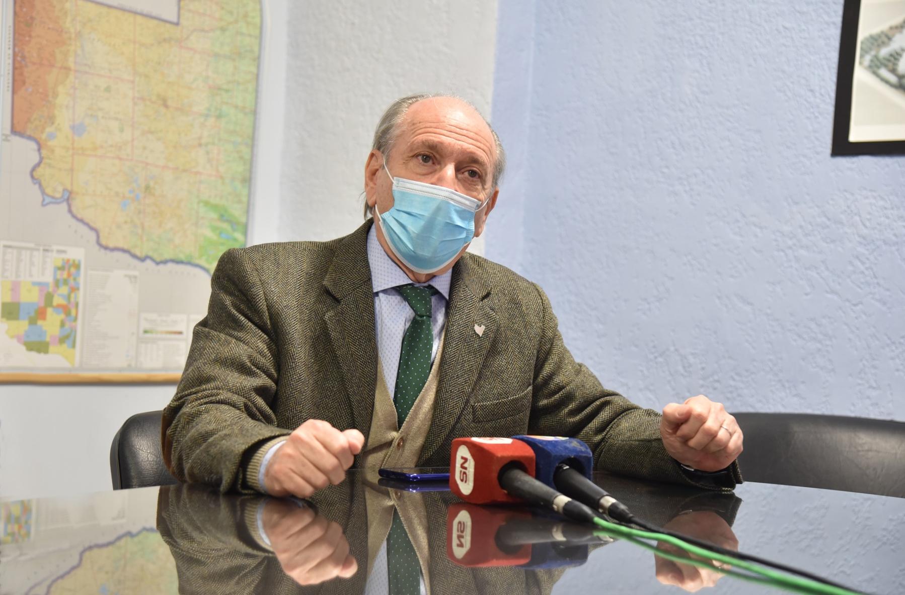 """""""Esta pandemia va a durar mucho tiempo y con vacuna incluida"""", afirmó el Ministro de Salud, Mario Kohan sobre el coronavirus"""