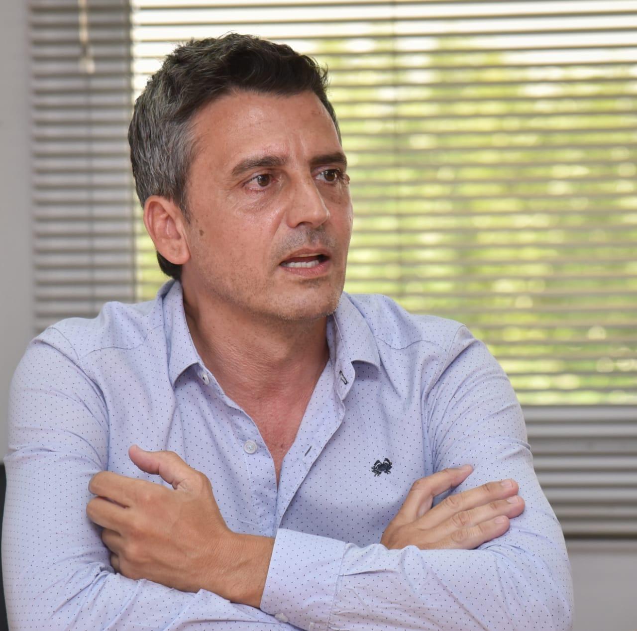 """""""Estamos justos"""", dijo Luis Anconetani, el Secretario de Hacienda, sobre la situación financiera del municipio piquense"""