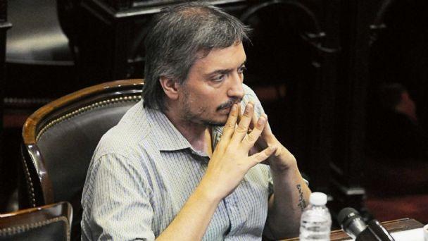 La Justicia ordenó que la deuda fiscal de Máximo Kirchner la pague la intervención