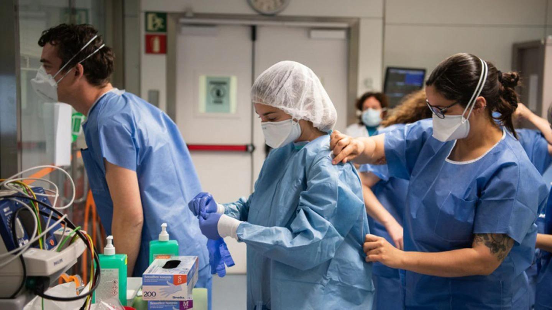 """Buenos Aires: en medio del reclamo policial, los médicos bonaerenses también piden """"sueldos dignos"""""""