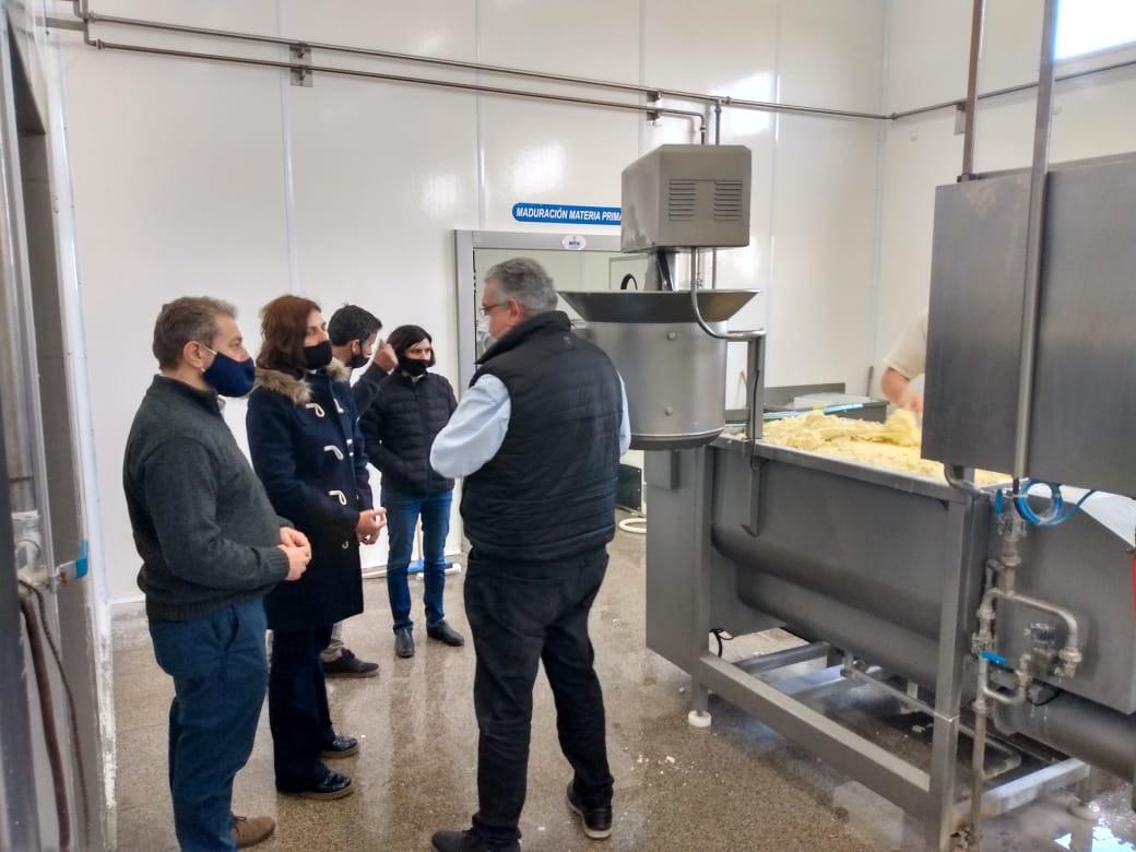 Alpachiri: Proyectan alternativas innovadoras para las queserías de La Pampa