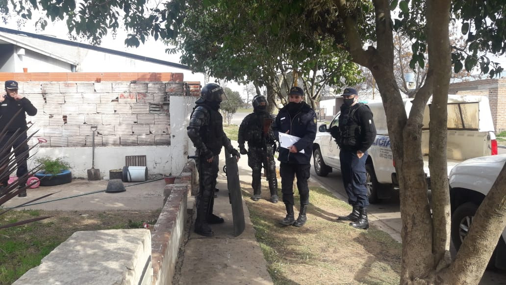 La policía esclareció dos hechos de abigeato y detuvo a los responsables