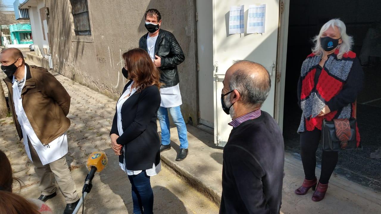 Hay 12 inspectores de tránsito del Municipio piquense están aislados