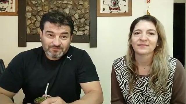"""""""Tomi"""" Cisneros: «es un milagro de Dios y de nuestro hijo Bruno que desde el cielo hizo mucha fuerza para que su hermano se recuperara pronto», dijo la mamá"""