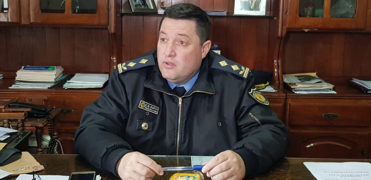 COVID-19: A raíz de un caso positivo, el puesto de verificación automotor del Comando permanecerá cerrado