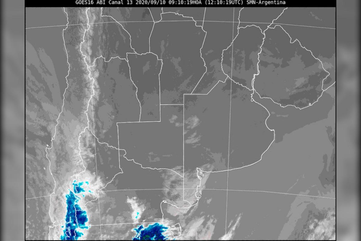 El servicio meteorológico emitió dos alertas para diferentes zonas de La Pampa