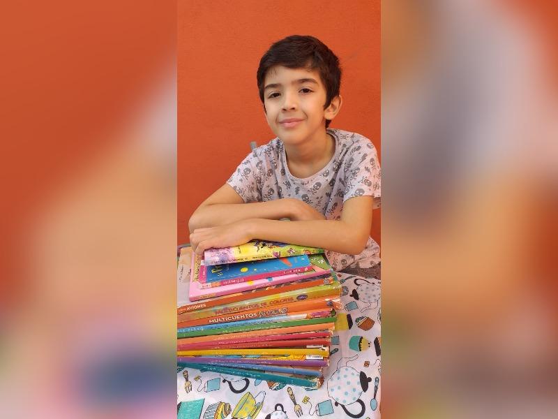 Un niño piquense fue premiado en un concurso literario nacional sobre el ambiente organizado por el INTA