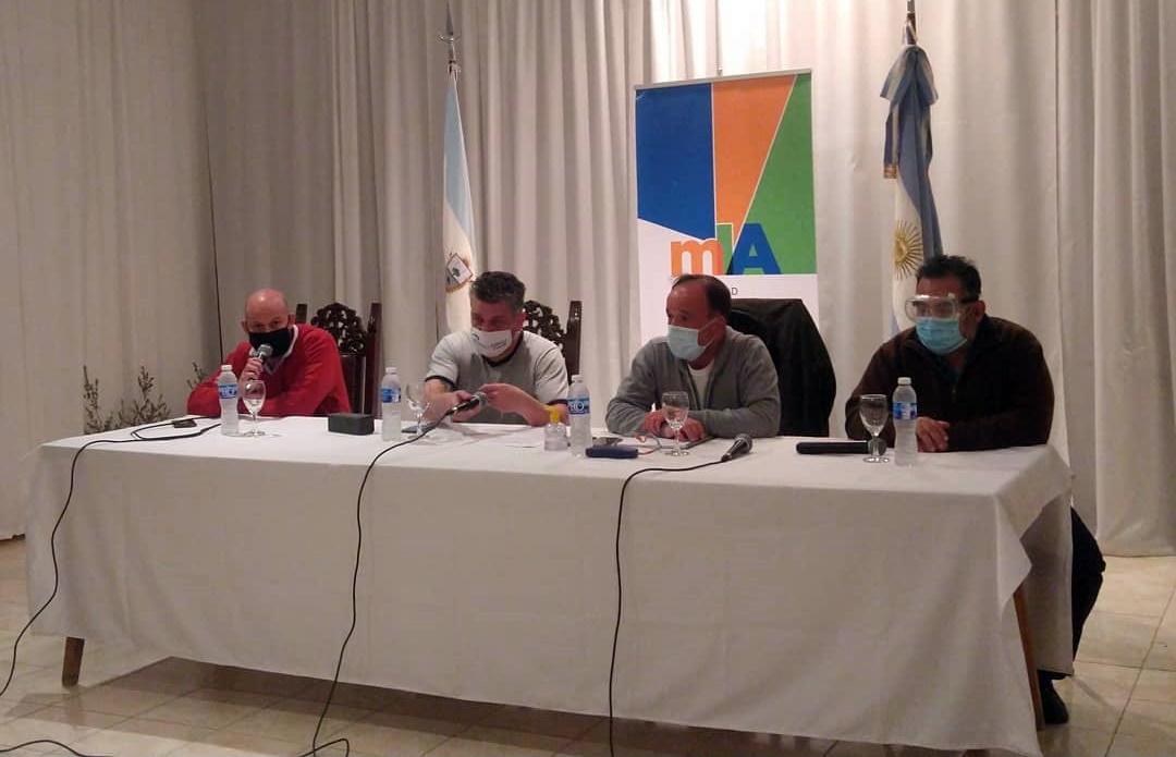 Ya son 20 los casos positivos en Intendente Alvear y hay más de 100 personas aisladas