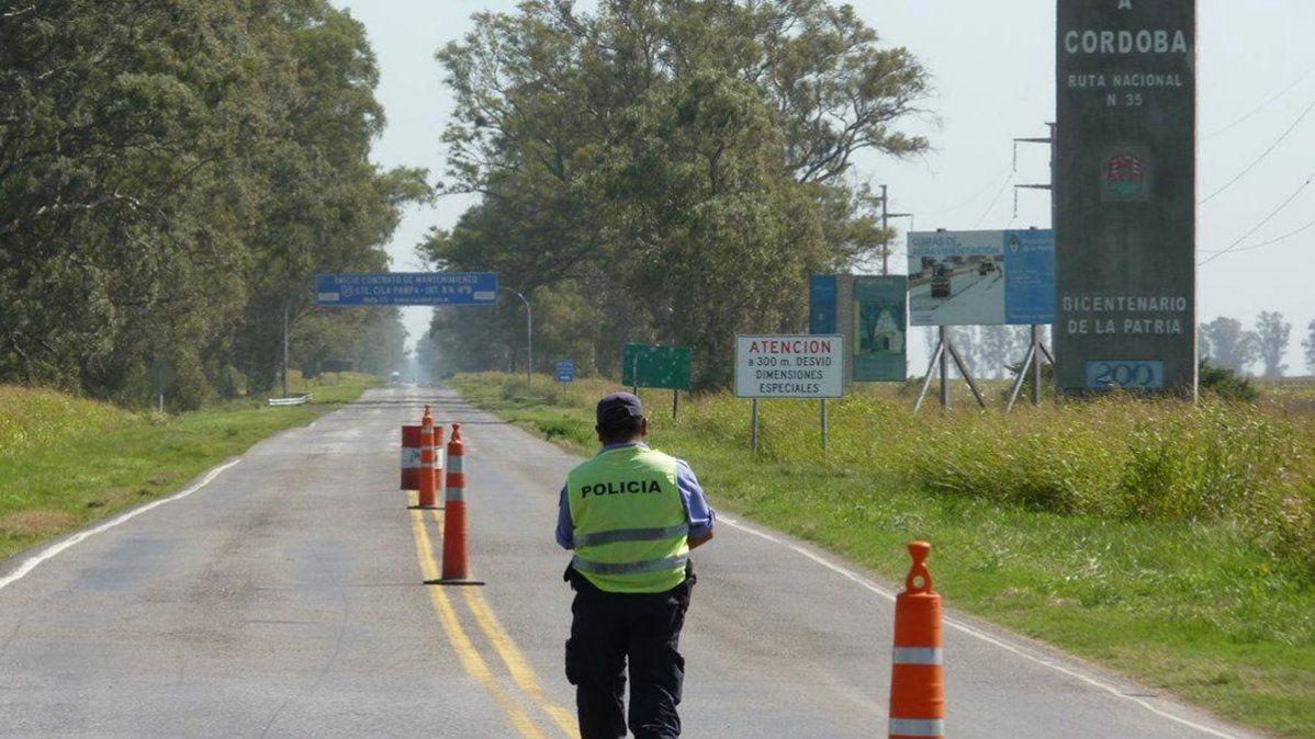 La Pampa y Córdoba acordaron un protocolo sanitario para agilizar los traslados de pacientes con urgencias