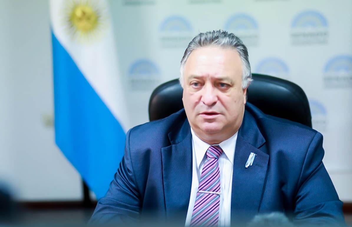 """El senador Lovera aseguró que """"el Gobernador y el Presidente empiezan a reescribir la historia de los vínculos Provincia-Nación"""""""