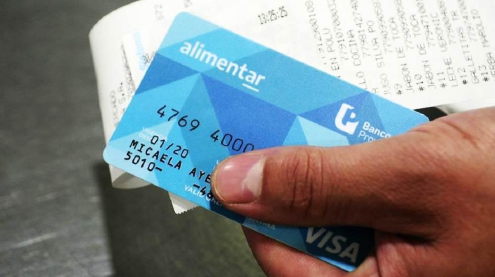 Tarjeta Alimentar: Mirá el cronograma de pagos del mes septiembre