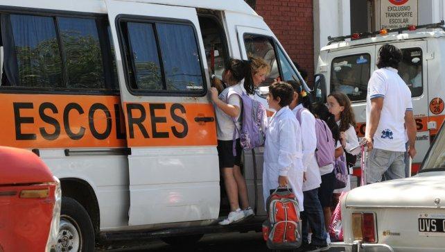 La Pampa habilitó la contratación de transporte para el regreso a las escuelas