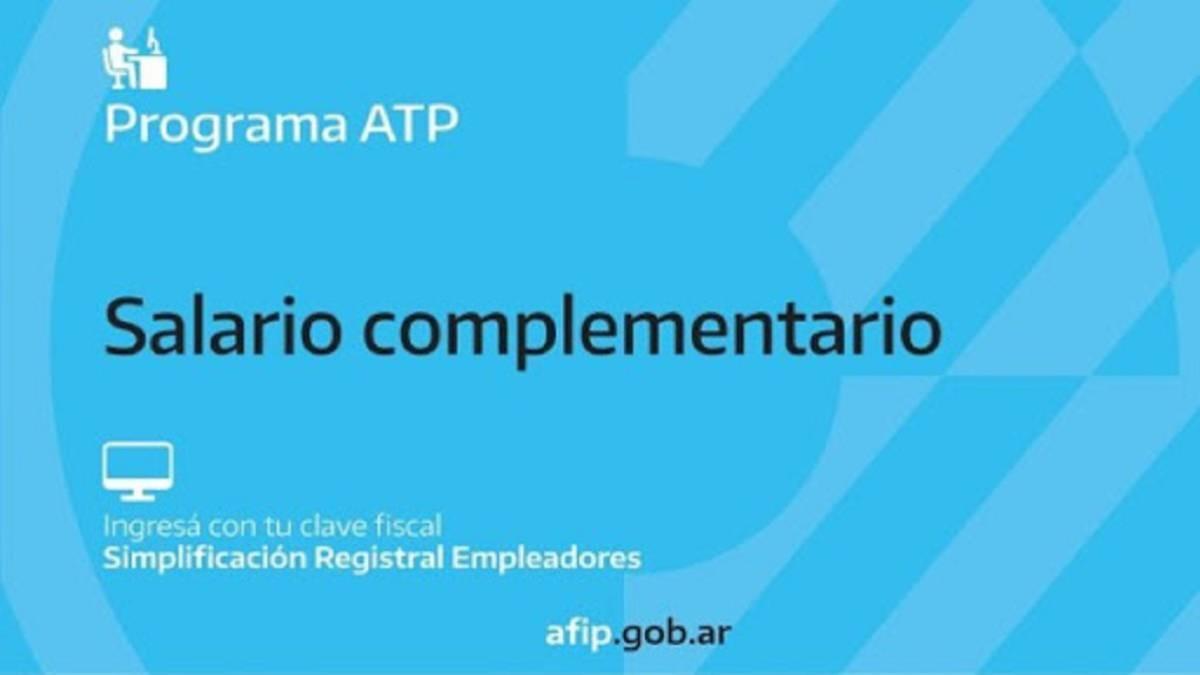 Gobierno Nacional extiende el programa ATP hasta fin de año
