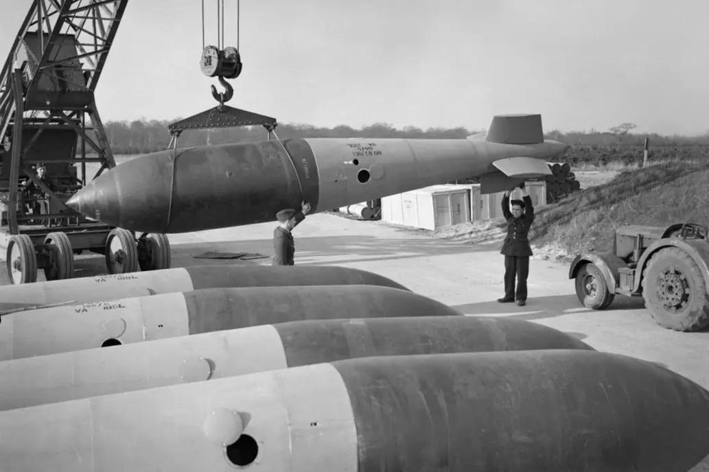 Explotó en Polonia una bomba de 5400 kilos de la Segunda Guerra Mundial mientras intentaban desactivarla