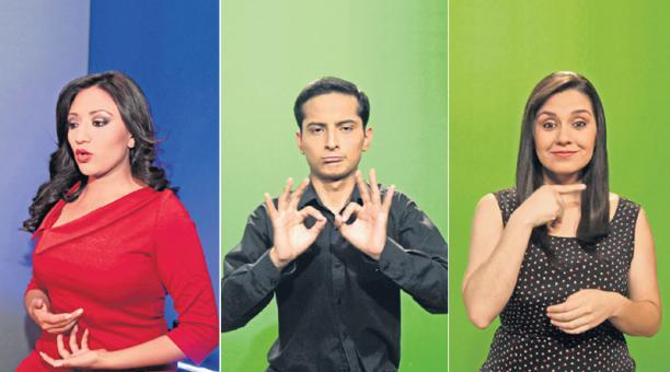 Se abre un registro provincial de intérpretes de Lengua de Señas LSA para ser incorporados a la Televisión Pública Pampeana