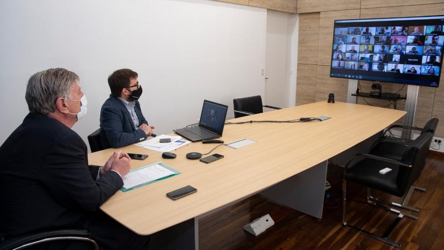 El Gobierno provincial invertirá más de $ 470 millones en mejorar la conectividad a internet en 22 localidades