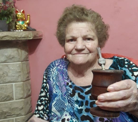 Tiene 87 años, estuvo internada 18 días por Covid-19, fue dada de alta y hoy la familia agradece la excelente atención que tuvo en La Pampa