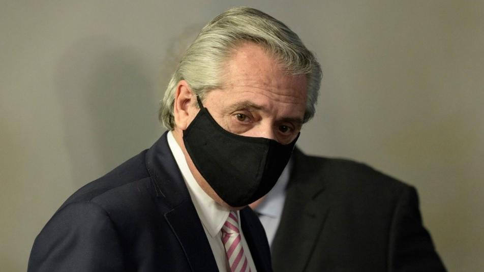 La Unidad Médica Presidencial confirmó el contagio de Alberto Fernández