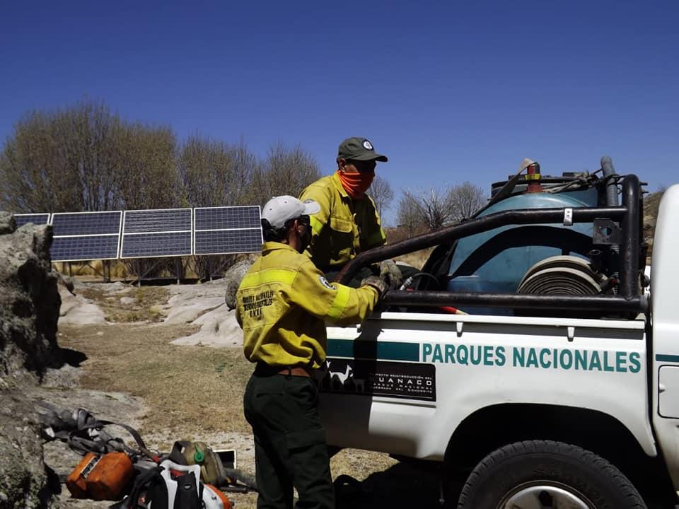 Otorgan asignación mensual de $10.000 a trabajadores que presten servicio en el combate de incendios