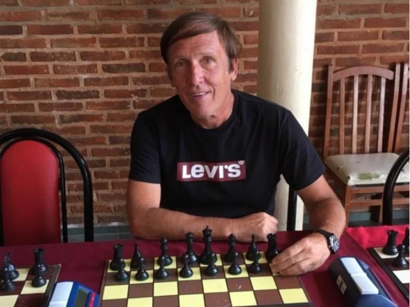 """Claudio Geloso se quedó con el """"Primer Abierto de ajedrez online Fernando Domínguez in Memoriam"""""""