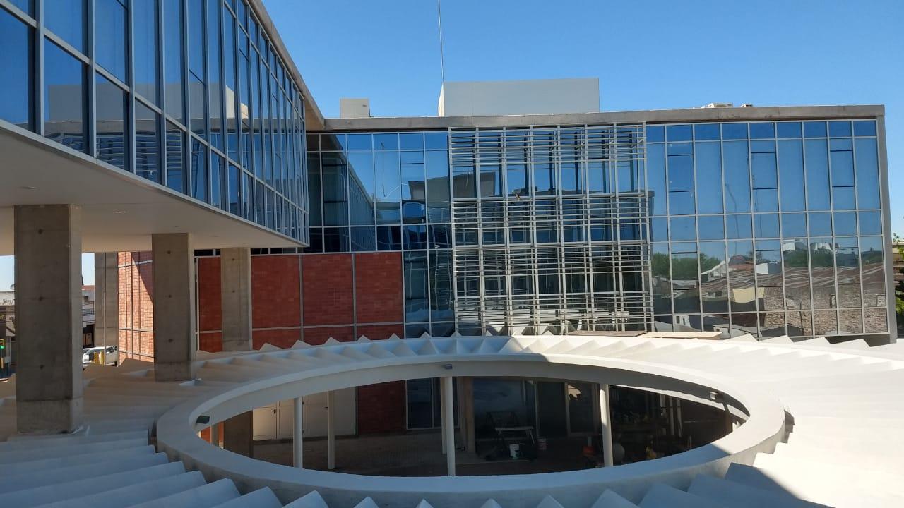 El día del aniversario de General Pico se inaugurarán los nuevos edificios del Juzgado de Paz y Concejo Deliberante
